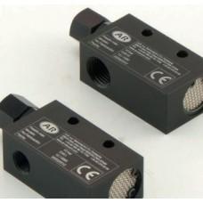 """Eyector de vacío AR K1 con rosca de conexión al vacío G1/8"""" EVK1"""