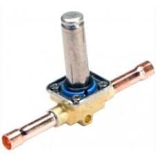 VÁLVULA , 032F1228, DANFOSS, EVR 2-25 (NC), conexión soldar cobre, sin bobina