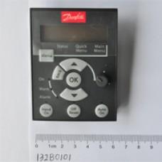 DANFOSS VLT CONTROL PANEL LCP 12, CON POTENCIOMETRO 132B0101