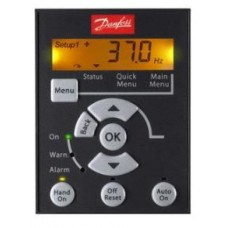 DISPLAY VARIADOR DANFOSS 132B0200