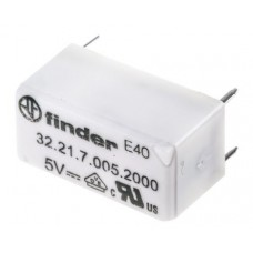 RELE FINDER MINI CIRCUITO IMPRESO 32.21.7.005.2000