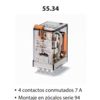 RELE FINDER 55.34.9.024.0040