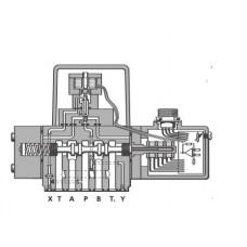 Servo Válvula Proporcional D662-5066 MOOG