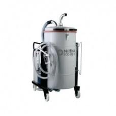 Aspirador industrial monofásico para la aspiración de aceite y virutas ECO OIL 13