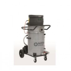 Aspirador industrial monofásico para la aspiración de aceite y virutas VHO 200
