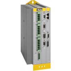 Single-Axis Servo Drive/Controller - Compax3S Series : 7.5A / 3*400-480VAC (6.2kVA output)   #C3S075V4F10I20T40M12 PARKER