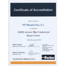 Centro Oficial de Reparación de Drives Parker: RP Mecatrónica