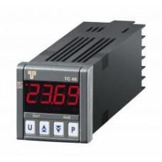 Contador digital de pulsos TECNOLOGIC TC-49-HCR 230VAC