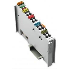 Entrada analógica 2CAN 4-20 mA  WAGO 750-466