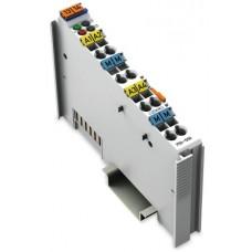 Salida analógica 4CAN 0-10V WAGO 750-559