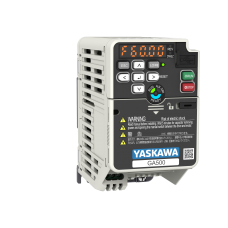 YASKAWA GA500 GA50-C-4-004-E-B-A 3X400VAC 0.75KW Filtro EMC C1 Integrado