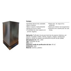 Purificador de Aire CM 600 V05 CAMFIL (COVID 19)